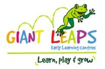 Giant Leaps Logo