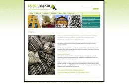 Colormaker Website