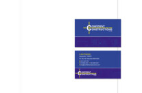 Confident Constructions Stationery