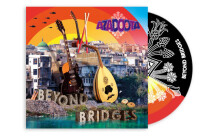 Azadoota Beyond Bridges CD Cover