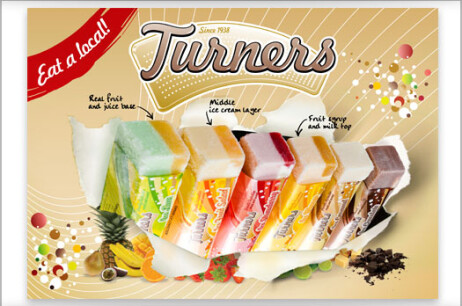 Turners Poster