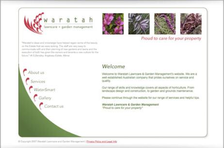 Waratah Website